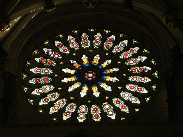 Rose Window, York Minster