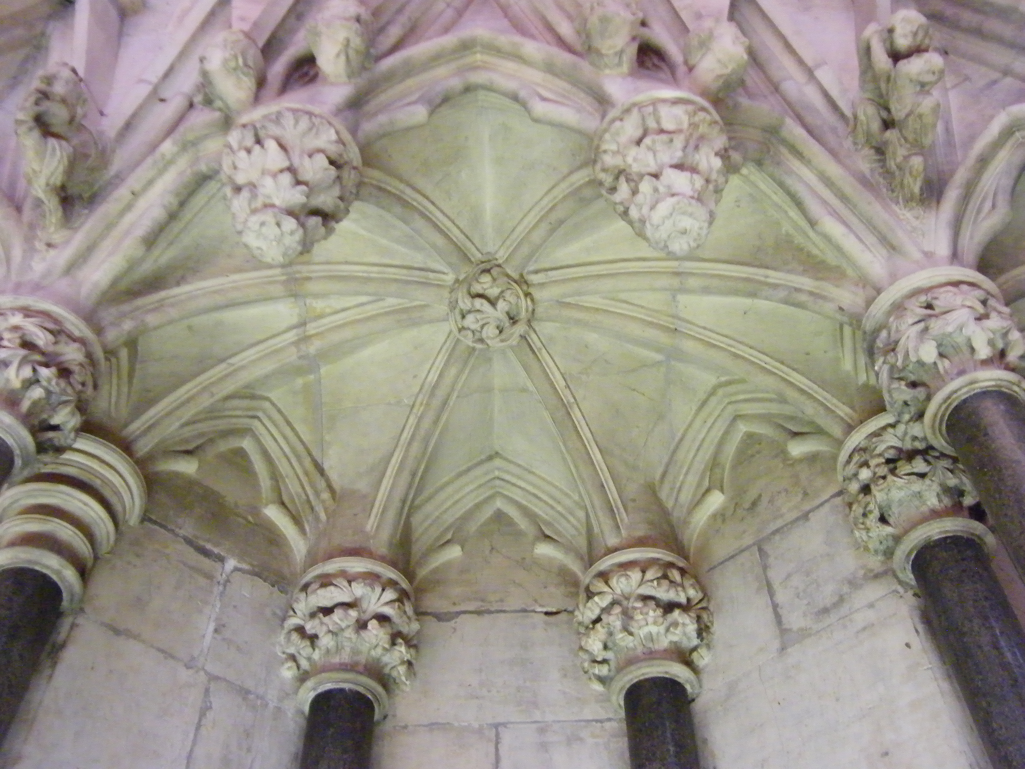 York Minster, The Chapter House
