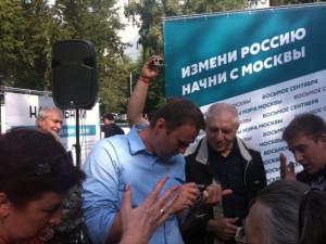 Навальный и Володя