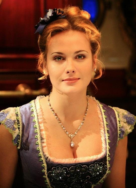 фото русских актрис в стиле ню