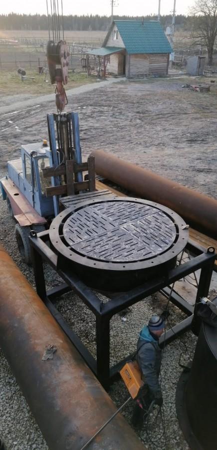 газогенератор колосник