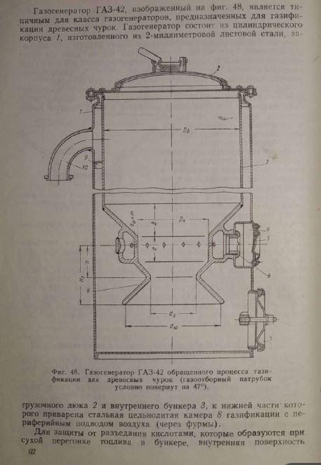 газогенератор газ42