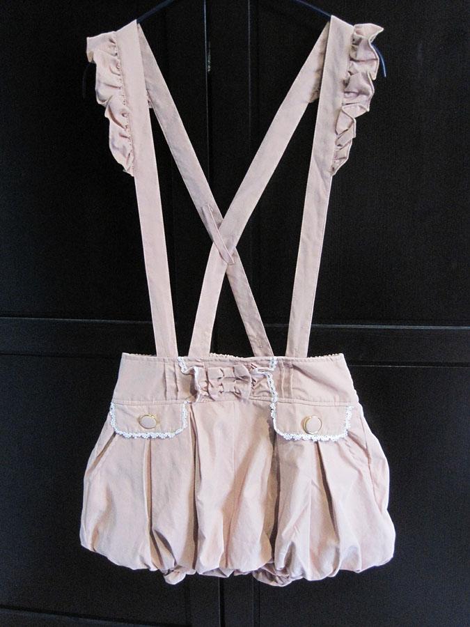 liz lisa shorts front