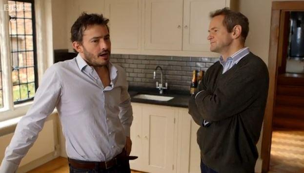 Giles and Xander 2