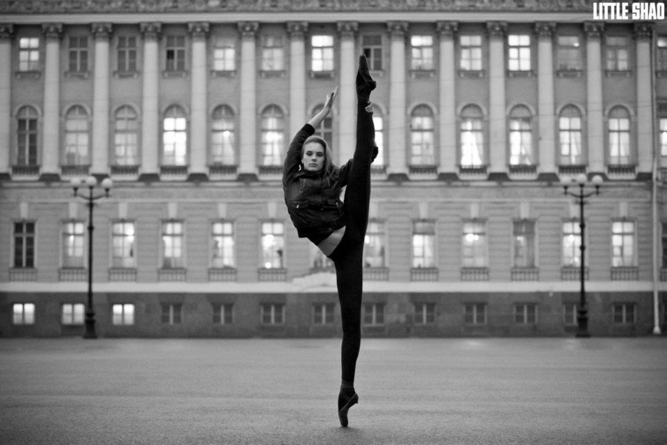 танцы балетные