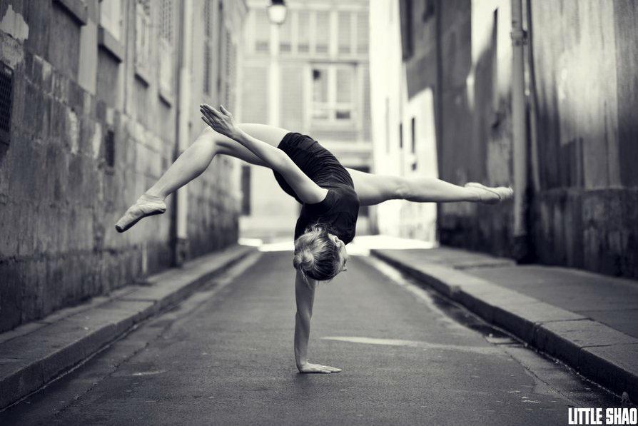 Балет на улицах
