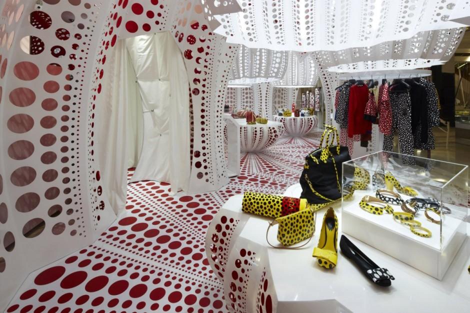 Louis Vuitton в Лондоне