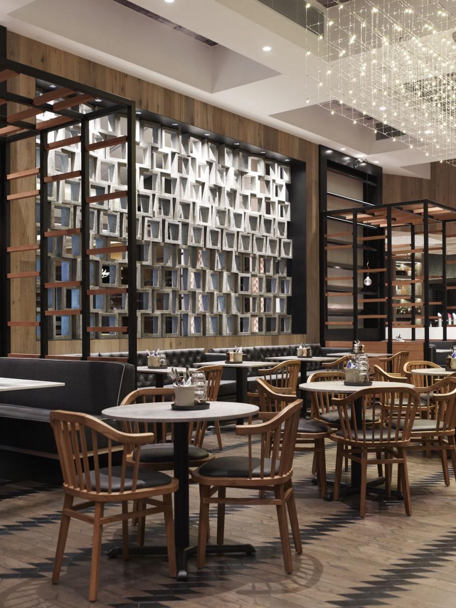 дизайн Cotta кафе у Мельбурні