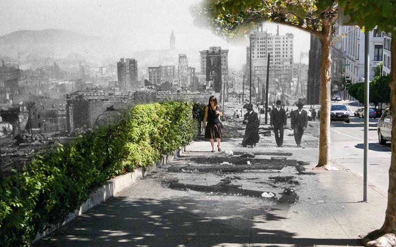 Землетрясение 1906