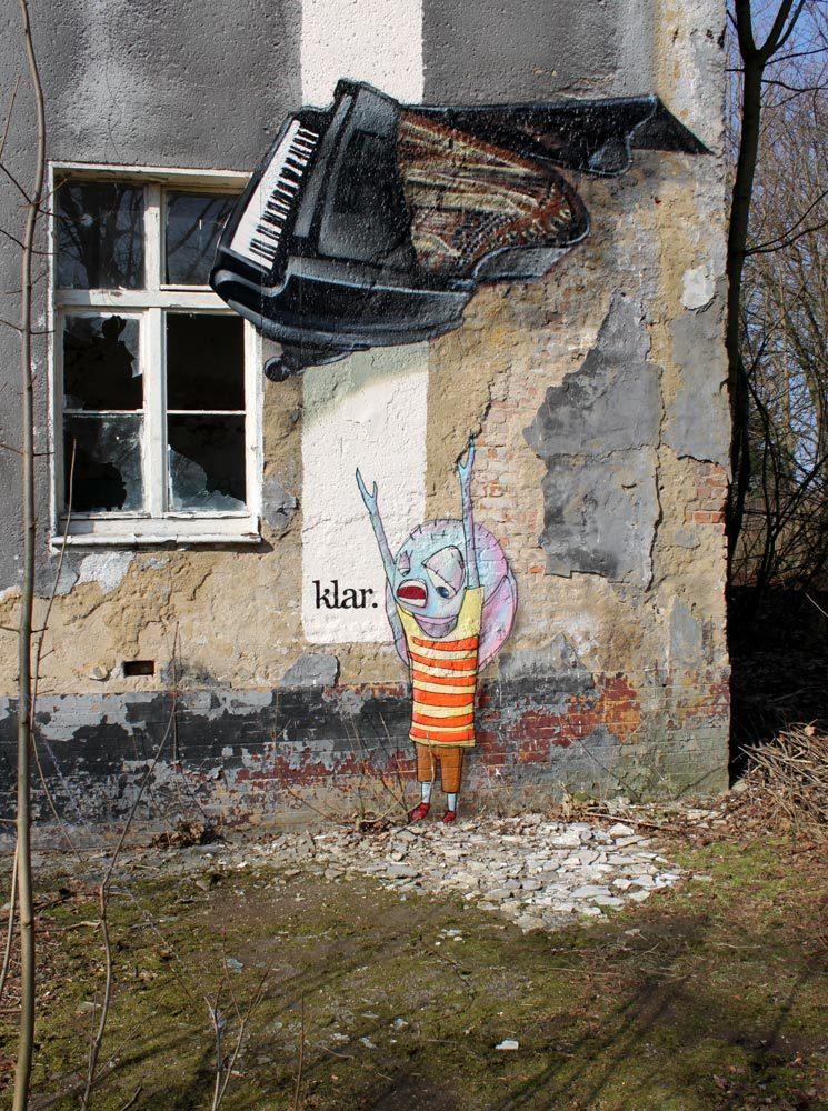 4. Гроссенхайн, Германия. Автор: Bastique.