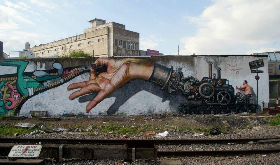10. Буэнос-Айрес, Аргентина. Автор: Martin Ron.