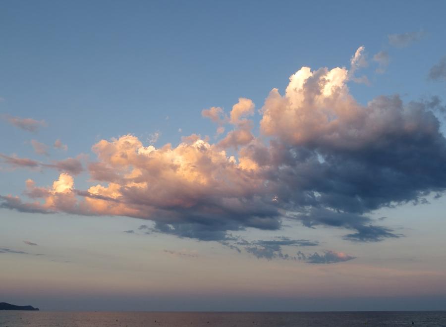 Вечернее море 5