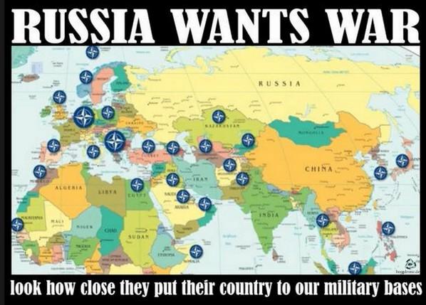 Россияхочетвойны