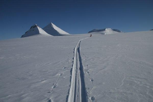 Пирамиды в Гренландии