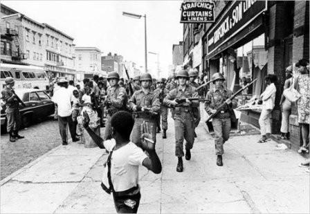 Нью-Йорк 1967, 25 убитых демонстрантов