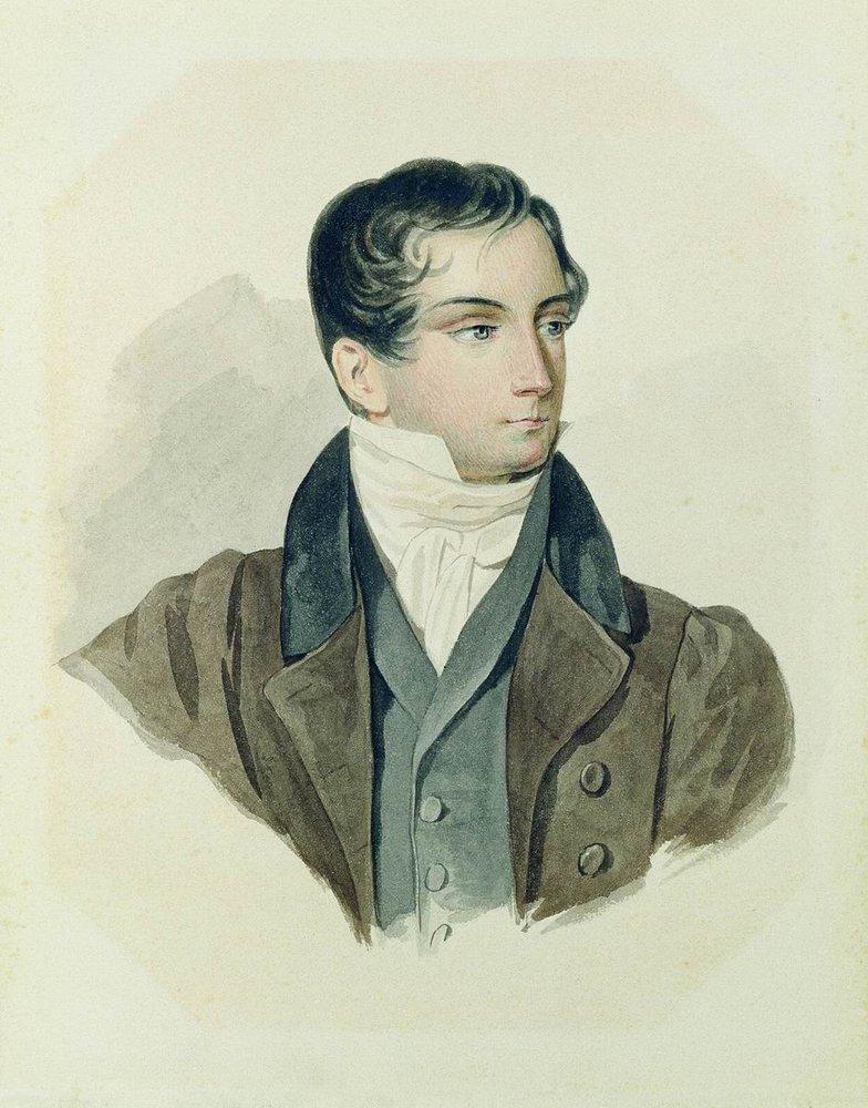 Дмитрий Владимирович Веневитинов (14 (26) сентября 1805, Москва — 15 (27) марта 1827, Санкт-Петербург) — русский поэт романтического направления, переводчик, прозаик, философ.