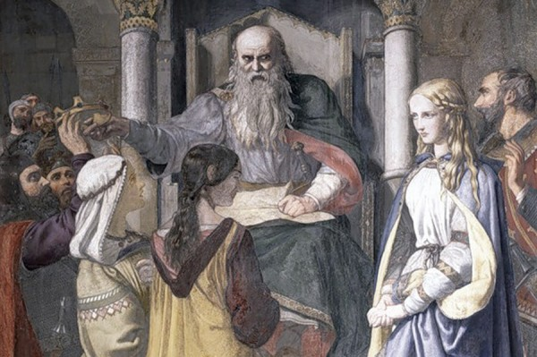 """Divine Justice In """"King Lear"""" Essay"""