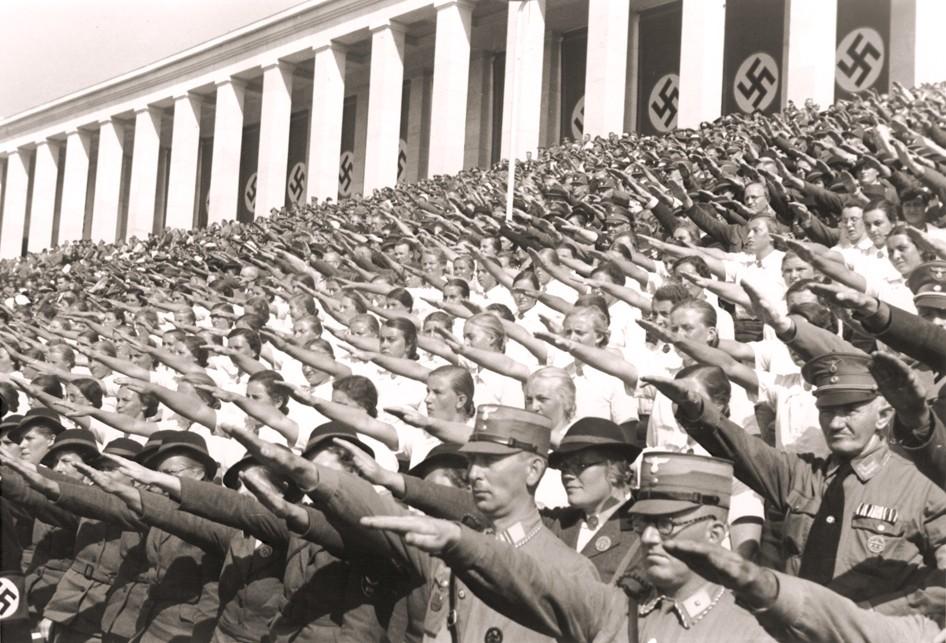 Фашизм-иллюстрация