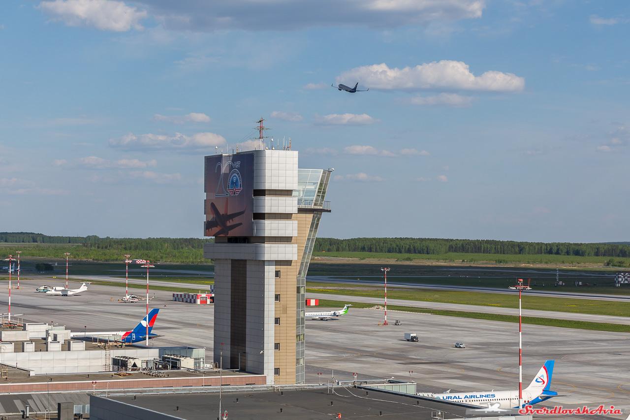На самолеты смотрим свысока ....