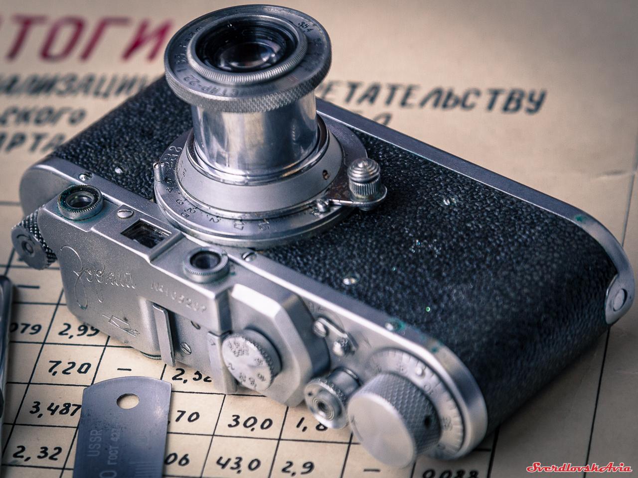 """Фотоаппарат """"Зоркий"""" и бомбардировщик Ту-4, что в них общего?"""
