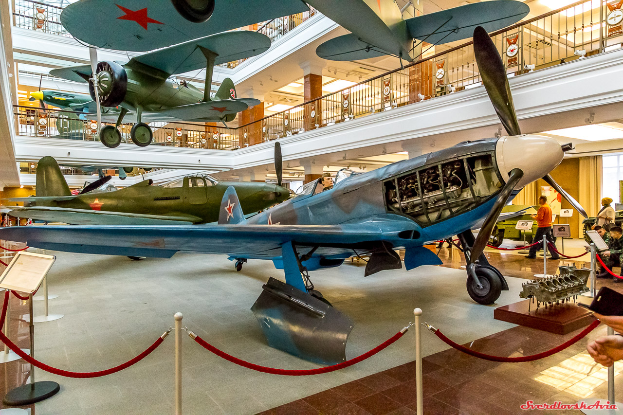 Як-3. Легендарный истребитель.