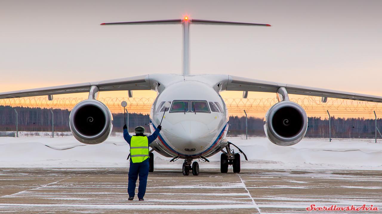 Новые пассажирские лайнеры на службе в ВКС России.