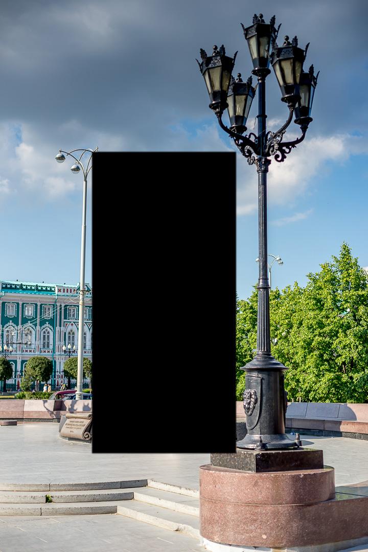 Сфотографировал памятник - гони монету ! ))