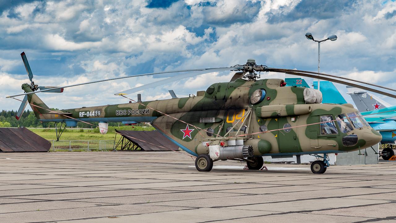 Обновленная легенда. Ми-8МТВ-5.