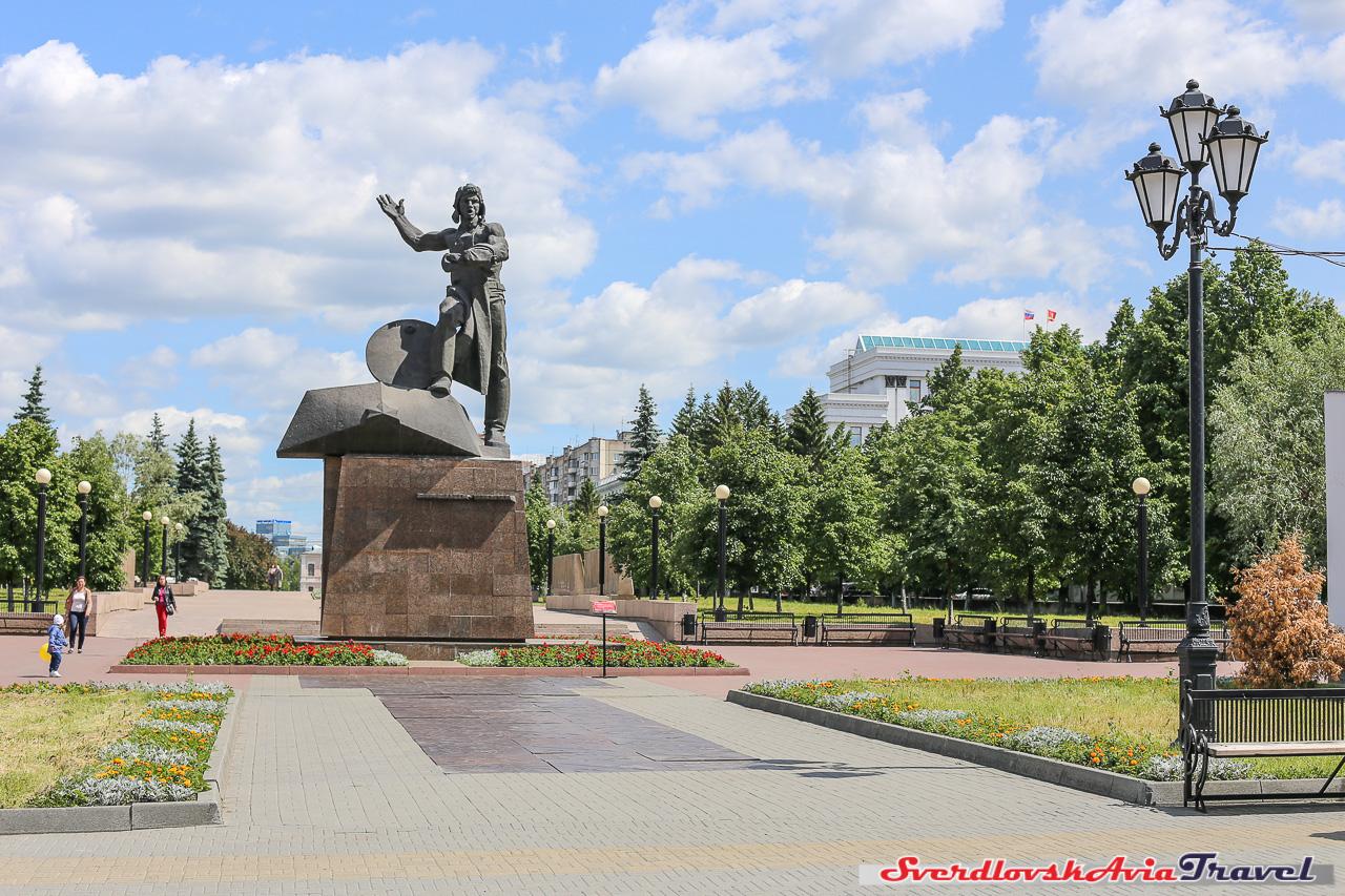 Челябинское солнечное лето. Экскурсия.