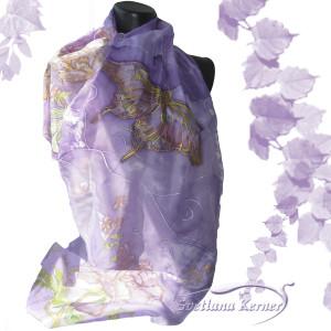 бабочки фиолет1