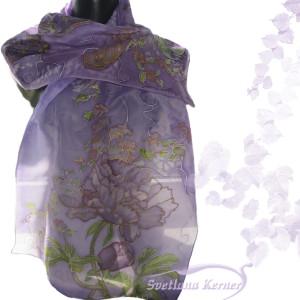 бабочки фиолет2