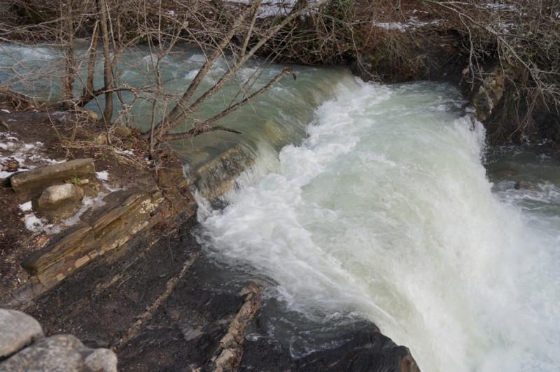 Водопад Жане 1