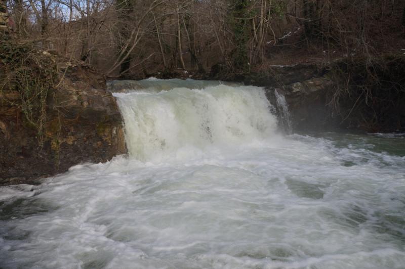 Водопад Жане 2