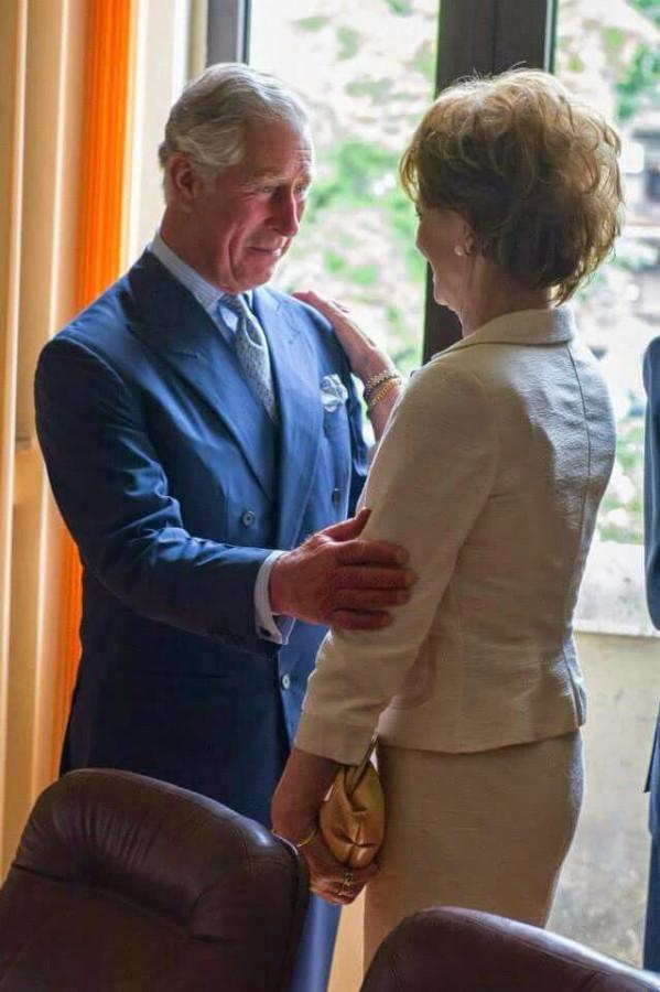 Наследник британского престола мог жениться на румынской принцессе?