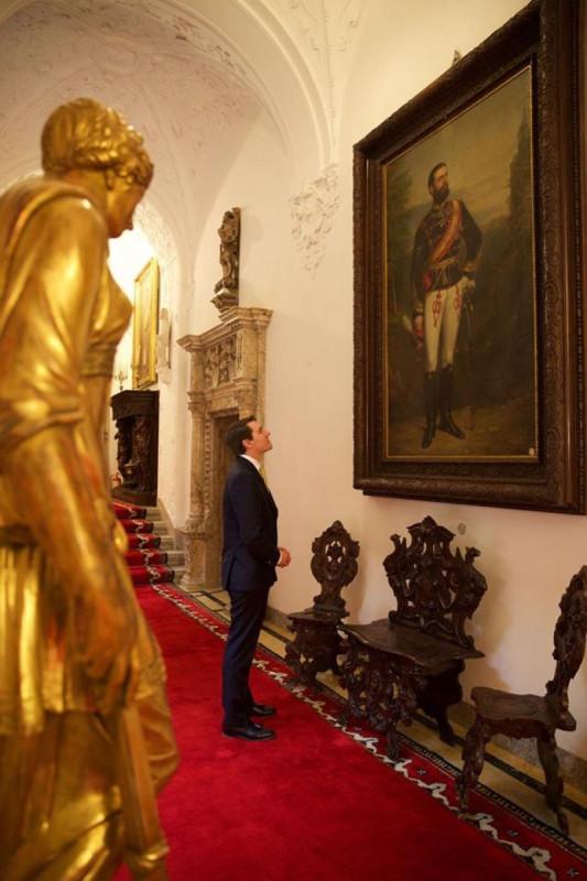 """Николай Румынский: """" Я осознаю и принимаю свой долг перед предками..."""""""
