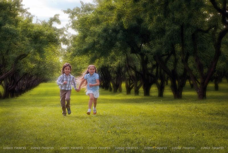 Детский фотограф Света Никитина