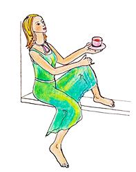 Приятная пауза – чай!