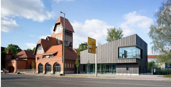 Mittelpunktbibliothek Treptow