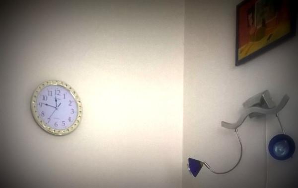часы кухня