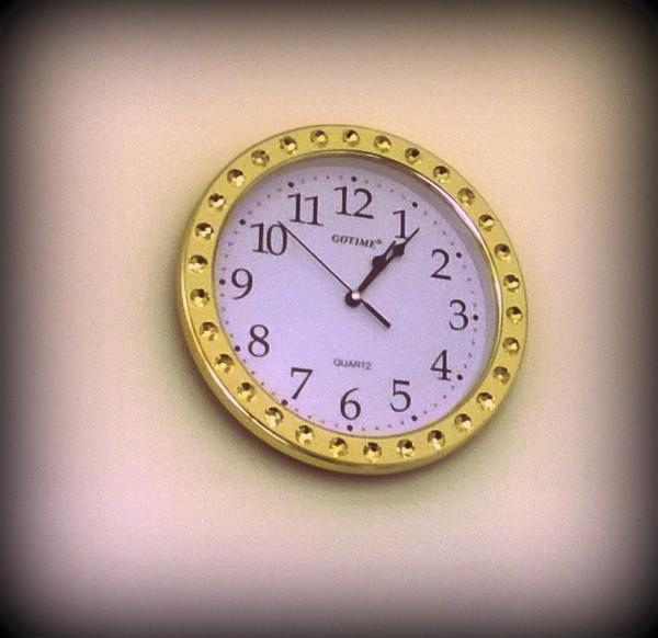 часы кухня2