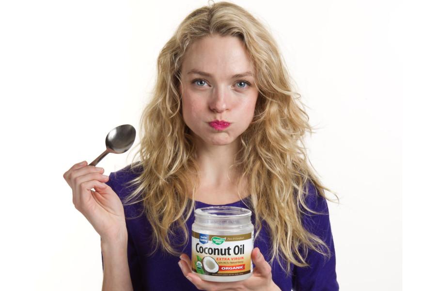 кокосовое масло холодного отжима - virgin