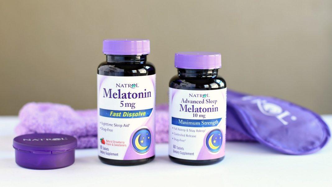 Мелатонина в таблетках нормализовать сон