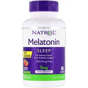 препаратов мелатонина в таблетках