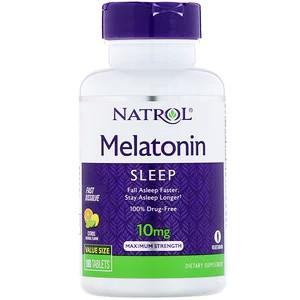 мелатонин iherb