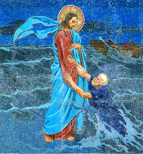Спасение ап Петра