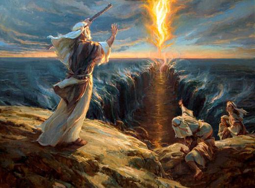 Пророк Моисей 1