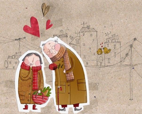 Дед и бабушка 3