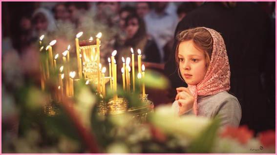 Молитва девочки 3