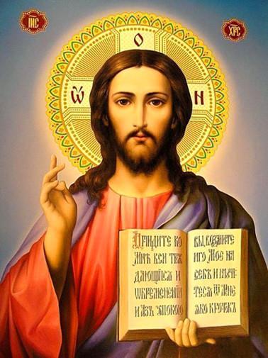 Господь Иисус Христос 8