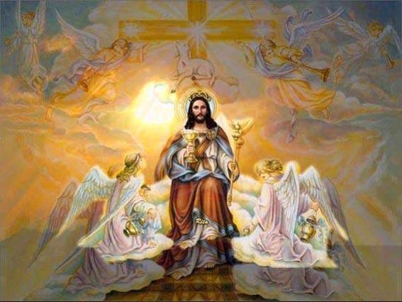 Господь Иисус Христос 4
